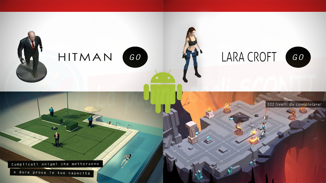 lara croft go trophy guide