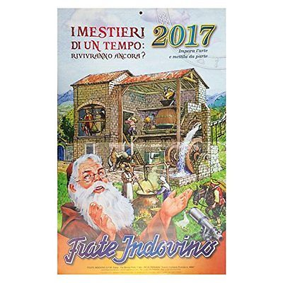 Questo è il calendario che riceverete in omaggio!