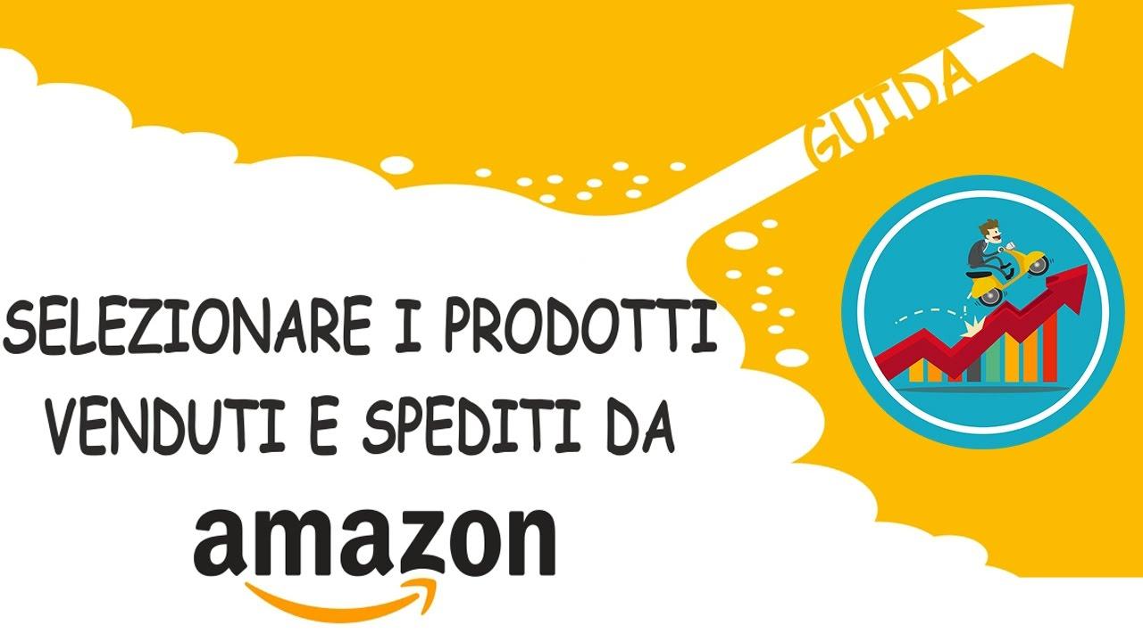 Filtrare Venduto E Spedito Da Amazon