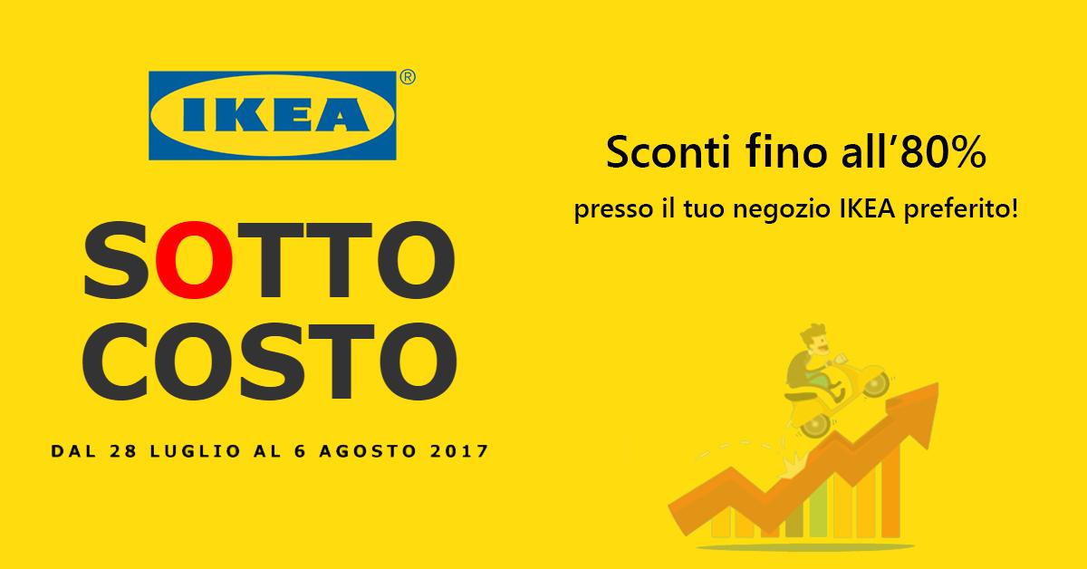 Sottocosto Ikea Con Sconti Fino All80