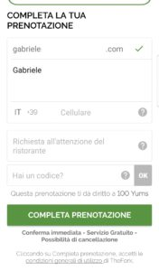 sconto the fork