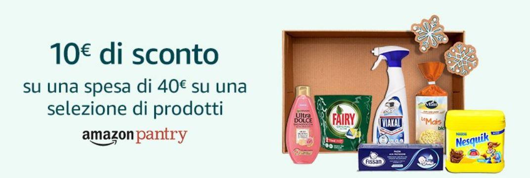 Black Friday Amazon Pantry