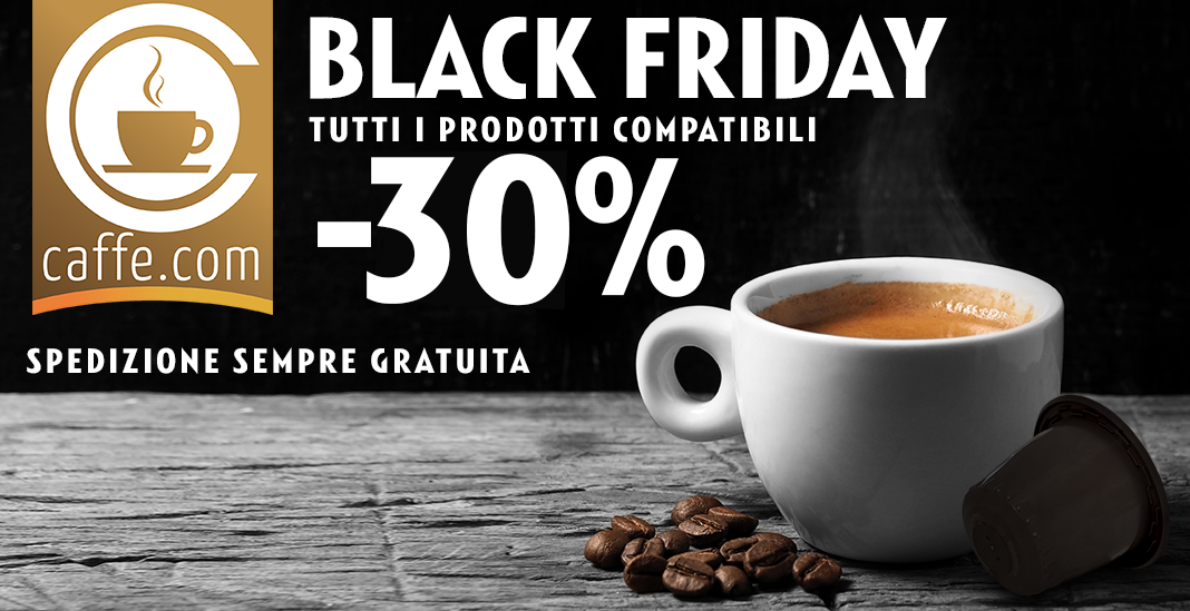 Black Friday Caffe.com