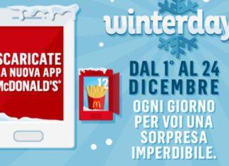 McDonald's Winterdays