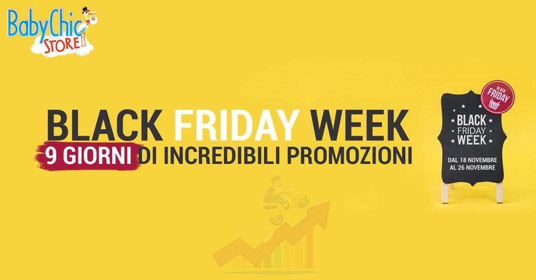 Black Friday BabyChic Store
