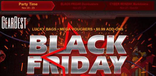 Black Friday Gearbest