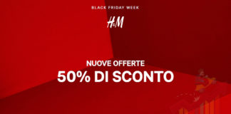 Black Friday H&M