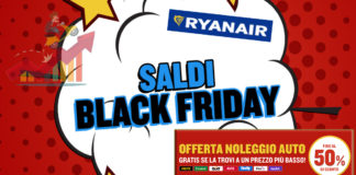 Black Friday Ryanair