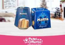 coupon Panettoni Motta