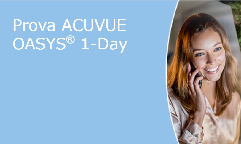 lenti a contatto Acuvue Oasys 1-Day