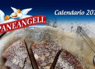 calendario 2018 Paneangeli