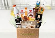 Degustabox di Gennaio