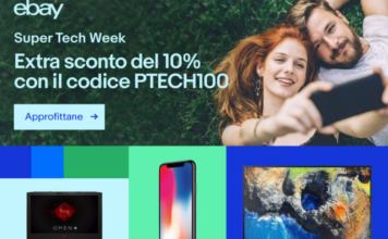 Super Tech Week eBay