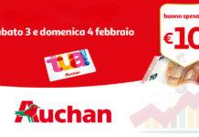 buono spesa Auchan
