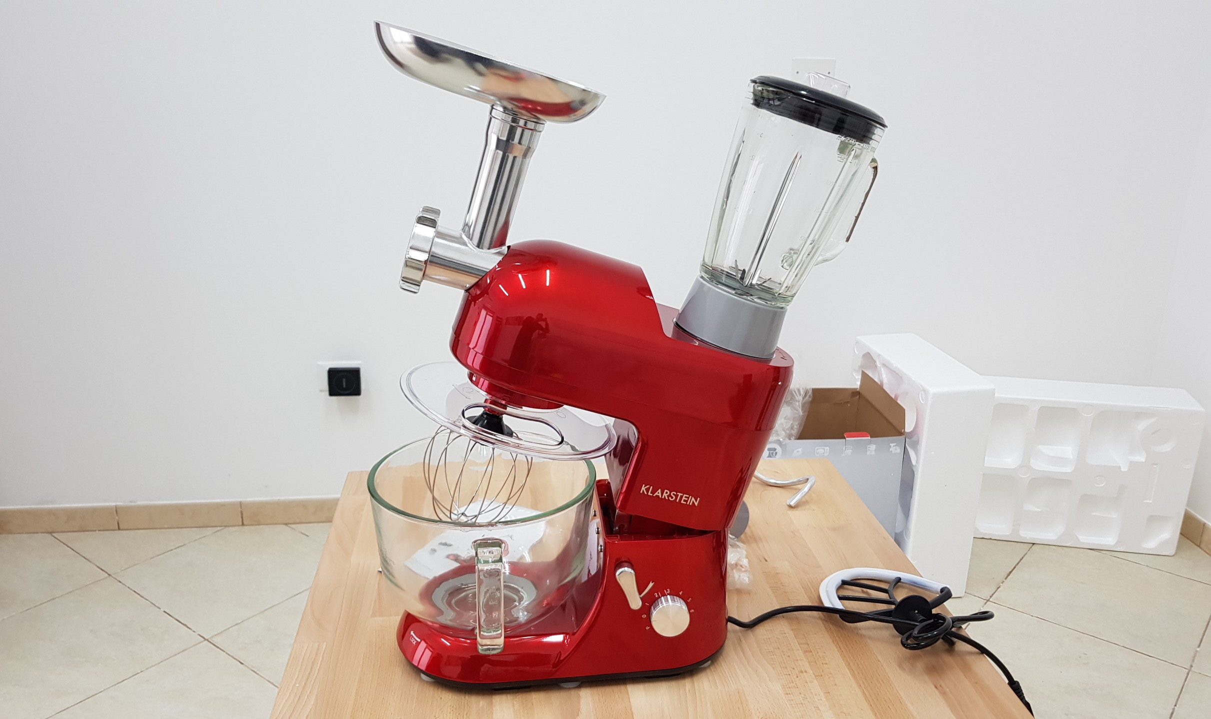 Emejing robot da cucina con planetaria photos home interior ideas - Robot da cucina bialetti ...