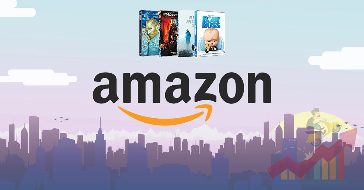 Acquista 30 in dvd e blu ray e ricevi un buono sconto for Coupon libri amazon