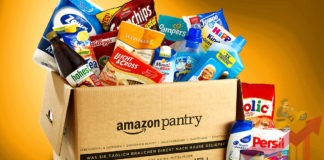 Amazon Pantry Pulizie di Primavera
