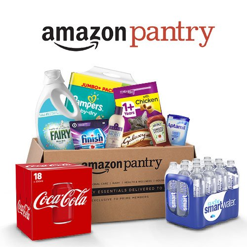 Amazon Pantry Pulizie di Primavera