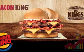 buoni sconto Burger King Marzo-Maggio