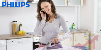 Cashback Philips Stiro