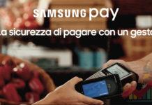 promozioni Samsung Pay di Marzo 2018