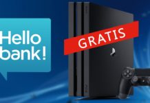Hello Bank regala una PlayStation 4