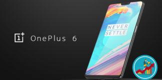 prova OnePlus 6