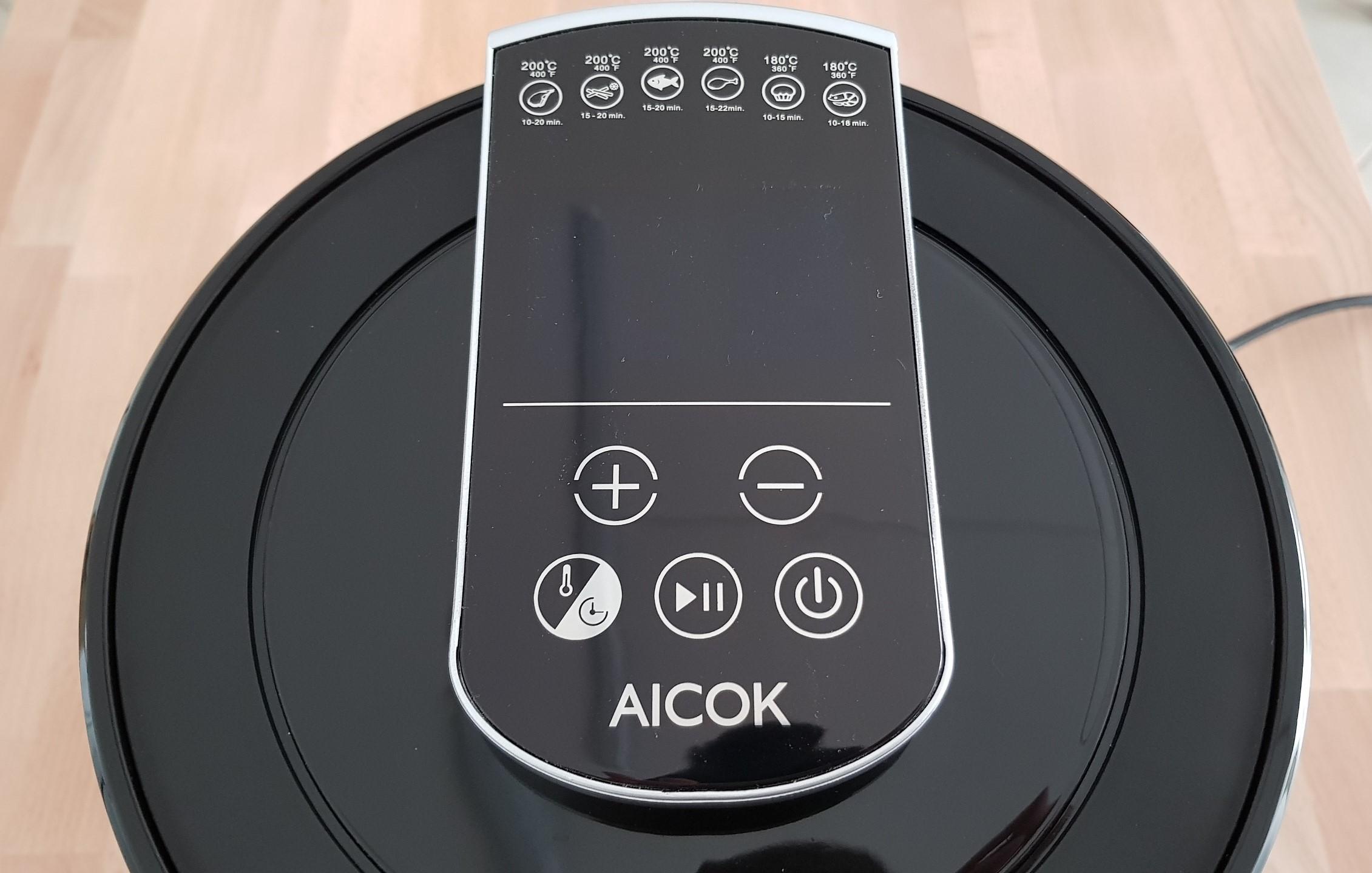 friggitrice ad aria Aicok