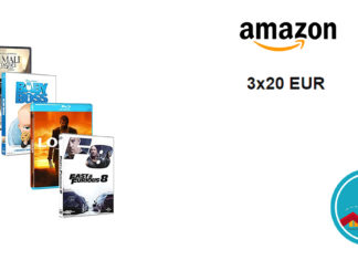 Amazon 3x20 EUR