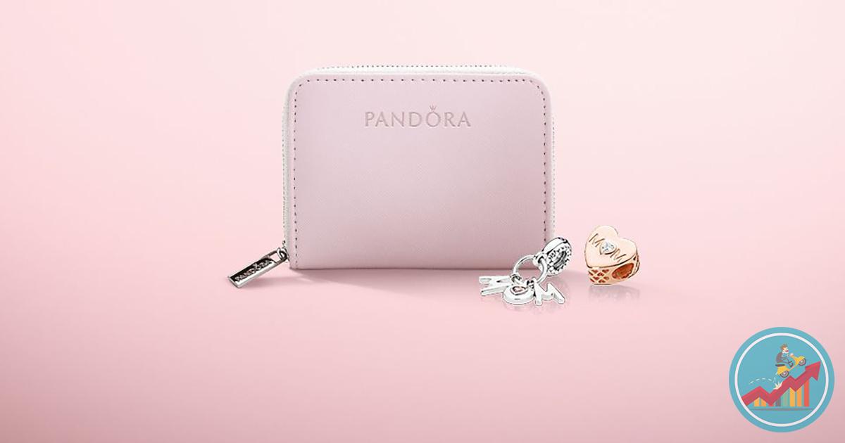 design di qualità 1f329 6c98b Festa della Mamma Pandora: portamonete gratis con l'acquisto ...