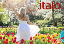 Primavera Italo Treno