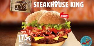 buoni sconto 40% burger king