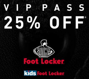 Foot Locker Vip