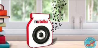 speaker nutella