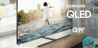 tv samsung qled q9f