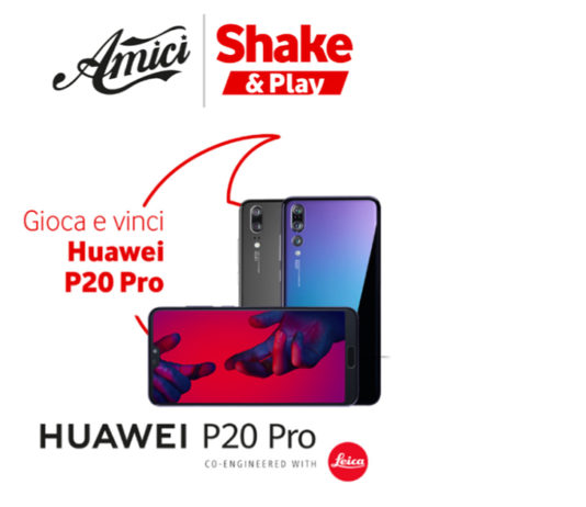 vinci huawei p20