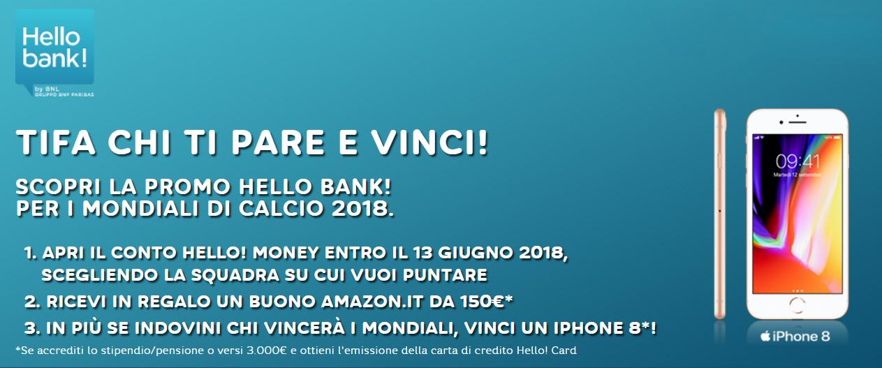 hello bank mondiali