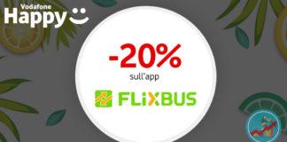 sconto flixbus