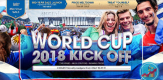 mondiali 2018 gearbest