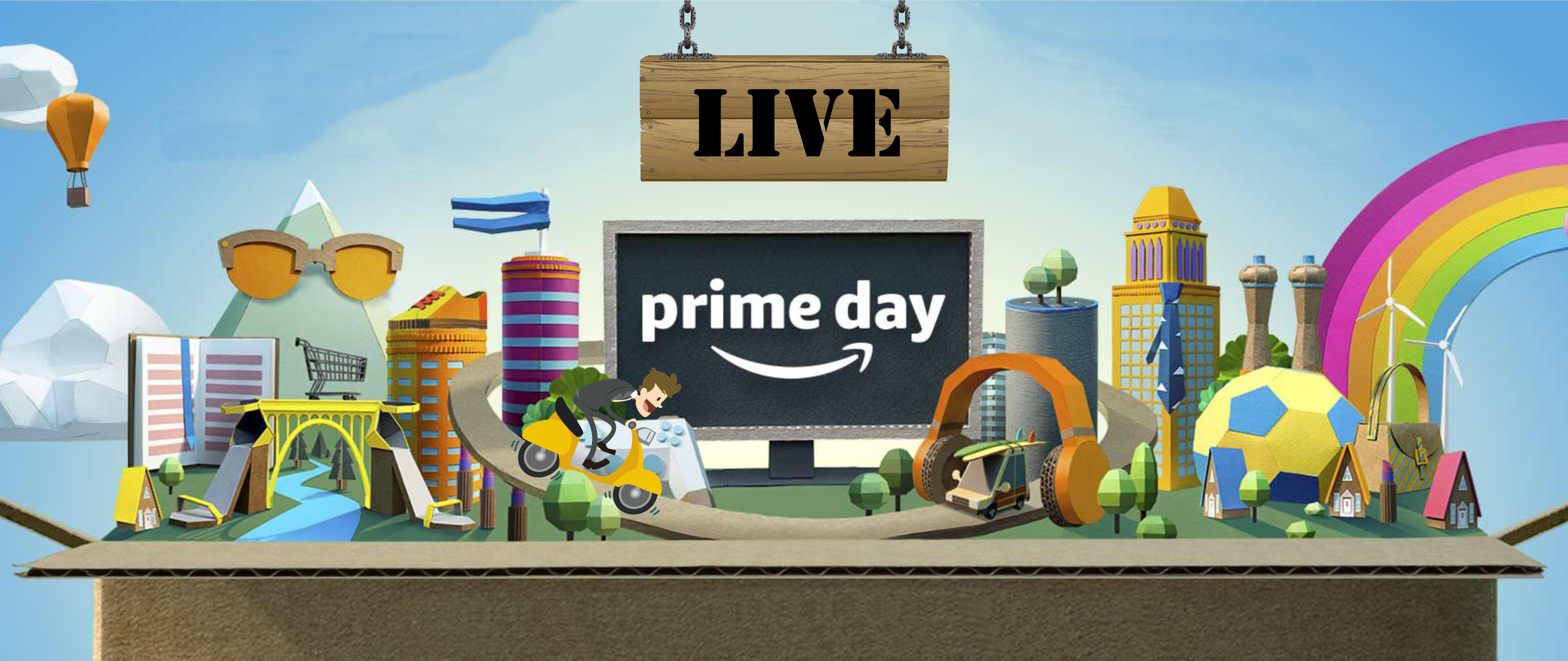 seguire Amazon Prime Day 2018
