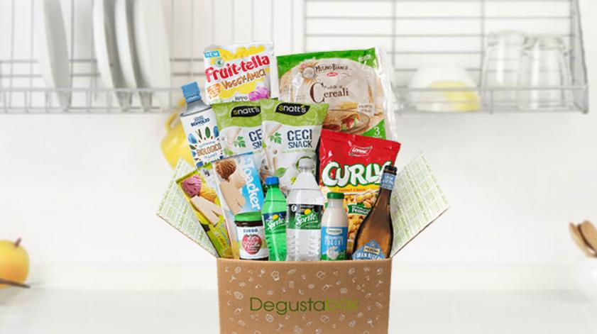 Degustabox di Luglio