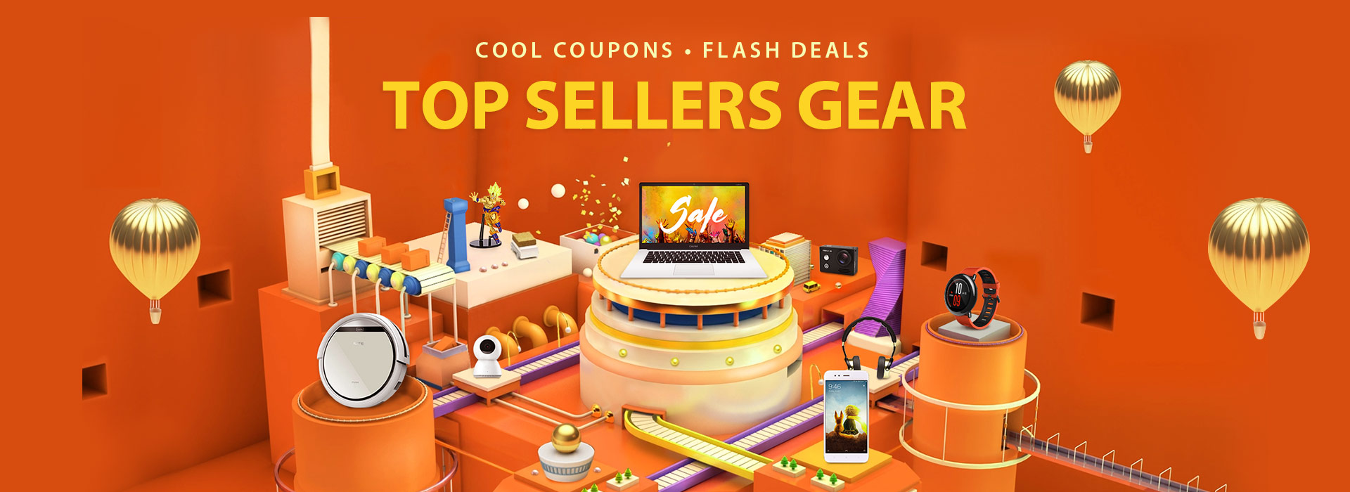 top sellers gearbest