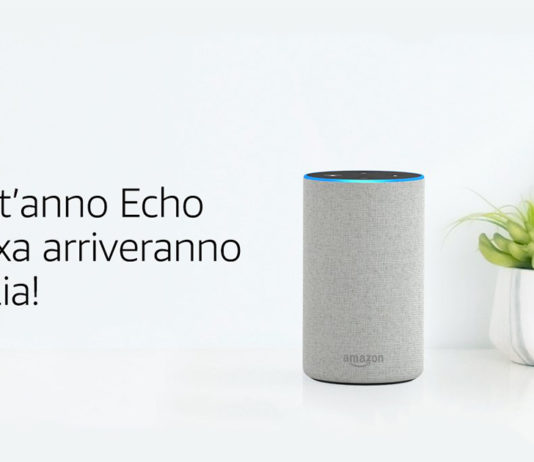amazon echo in italia