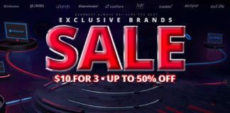 gearbest exclusive brands sale