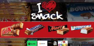 i love snack