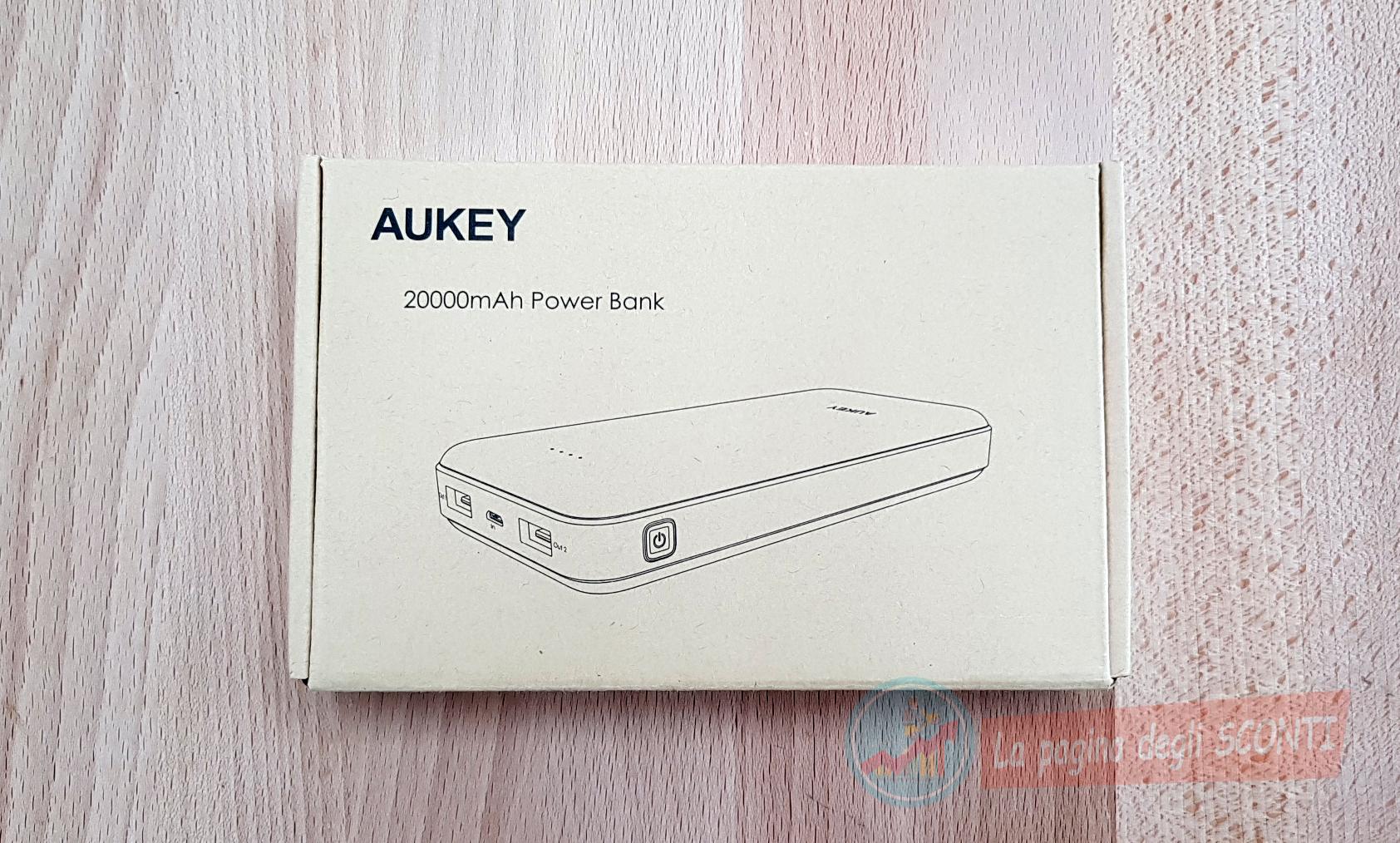 powerbank aukey