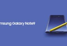 preordine di samsung galaxy note 9