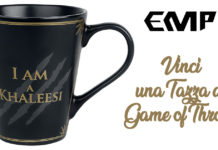 tazza di game of thrones