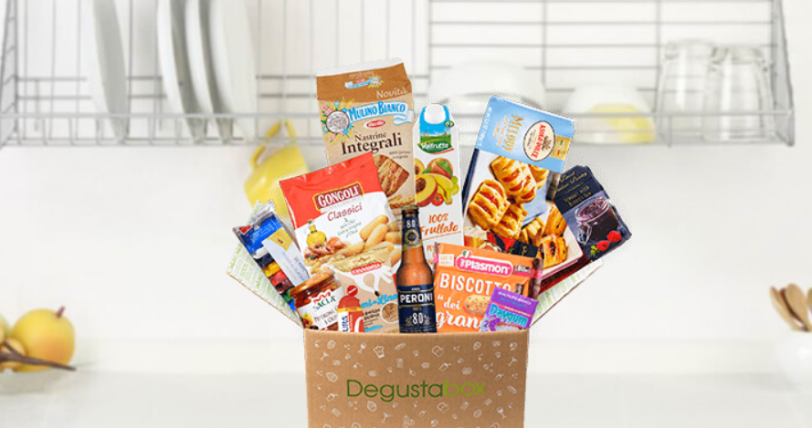 Degustabox di settembre