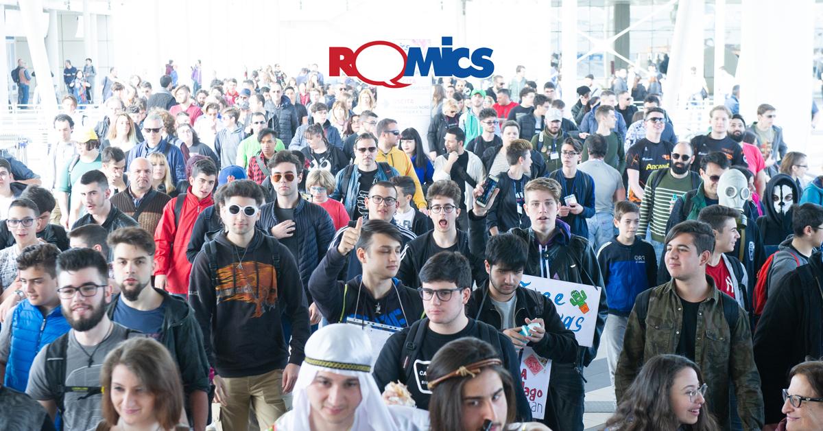 biglietto romics in sconto